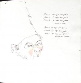 Untitled (Josephine Araldo), Illustration 10 in the book Sketchbook (St. Helena)