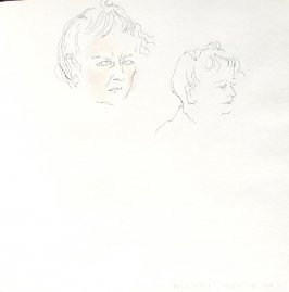 Edythe Gilfond, Illustration 27 in the book Sketchbook (St. Helena)