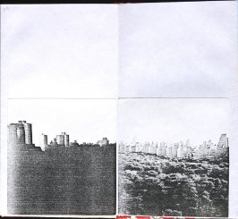 Untitled (New York City), Illustration 13 in the book Twenty-Nine Days (sketchbook)