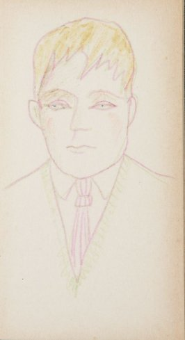 M. F. K. Fisher, Illustration 2 in the book Sketchbook (MFK Fisher)