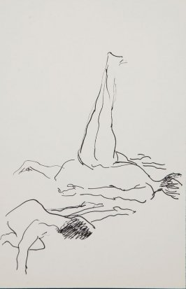 Illustration 2 in the book Sketchbook (Gary Palmer Dance Company)
