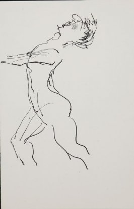 Illustration 3 in the book Sketchbook (Gary Palmer Dance Company)