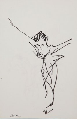 Illustration 7 in the book Sketchbook (Gary Palmer Dance Company)