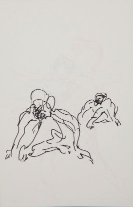 Illustration 8 in the book Sketchbook (Gary Palmer Dance Company)