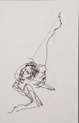 Illustration 10 in the book Sketchbook (Gary Palmer Dance Company)
