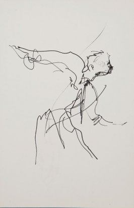 Illustration 15 in the book Sketchbook (Gary Palmer Dance Company)