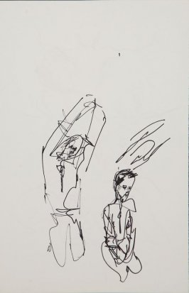 Illustration 16 in the book Sketchbook (Gary Palmer Dance Company)