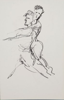 Illustration 21 in the book Sketchbook (Gary Palmer Dance Company)