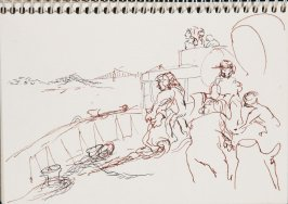 Illustration 4 in the book Sketchbook (Jeremiah O'Brien, I)