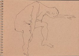 Illustration 13 in the book Sketchbook (Nude Studies of Jonni)