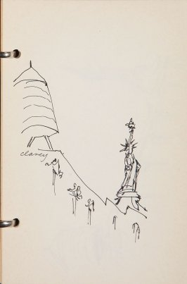 Illustration 25 in the book Sketchbook (New York City)