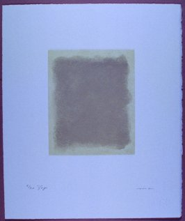 Plate 8 in the book LIGHT A Suite of 10 Etchings & Poems (Fairfax: Jungle Garden Press, 1998)