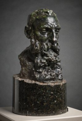 Bust of Auguste of Rodin