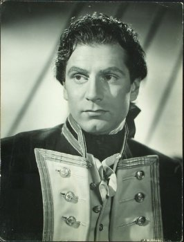 Laurence Olivier (film still)