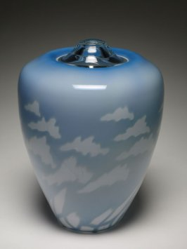 Untitled (Vase form)