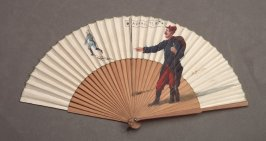 Franco- Prussian War Commemorative Fan