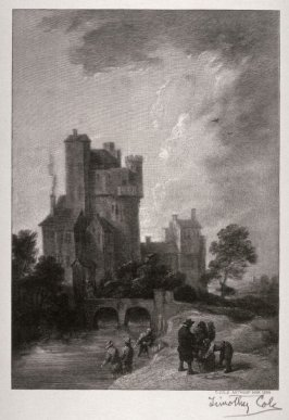 [Landscape with Castle]