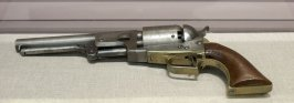 Model Dragoon .44 caliber revolver