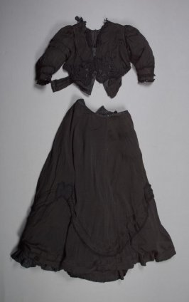 Bodice and skirt
