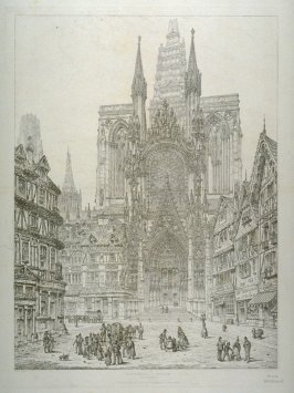 Cathedral- Rouen