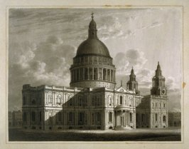 St. Paul's Cathedral. NE View