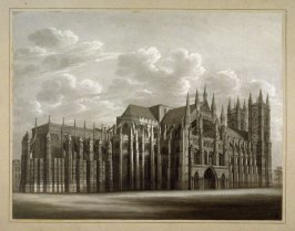 Saint Peter's, Westminster Abbey. NE