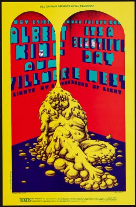 Albert King, It's a Beautiful Day, Aum, May 8 - 11, Fillmore West