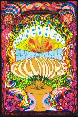 Canned Heat, Gordon Lightfoot, Cold Blood, October 3 - 5, Fillmore West