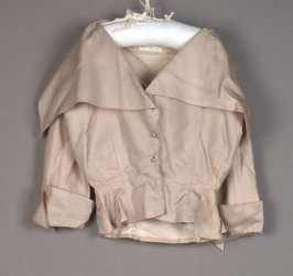 Blouse from evening ensemble