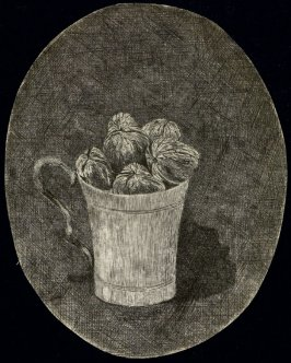 Untitled (Dried Pods in a Cup)