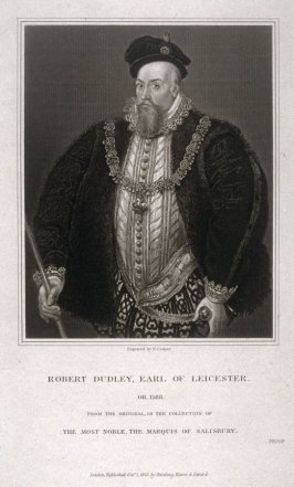Robert Dudley, Earl of Leicester