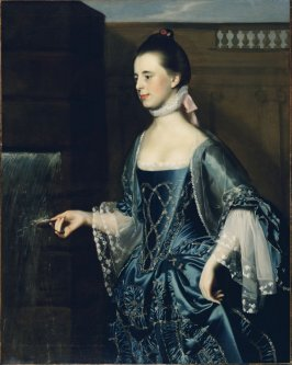 Mrs. Daniel Sargent (Mary Turner)