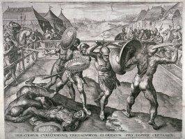 The Battle of the Horatii and the Curiatii