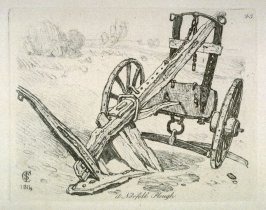 A Norfolk Plough, plate 43 from Liber Studiorum