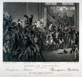 Retour De Bonaparte, after L'Auteur
