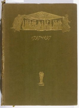 Fashion in Paris. The Various Phases of Feminine Taste and Aesthetics from 1797 to 1897 by Octave Uzanne, translated by Lady Mary Loyd (London: William Heinemann, 1898)
