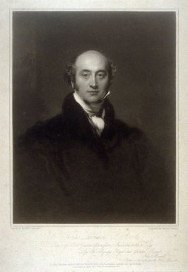 Portrait of Sir Thomas Lawrence