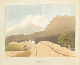Illustration 11 in the book A Series of Progessive Lessons intended to Elucidate the Art of Landscape Painting (London: T. Clay, 1828)