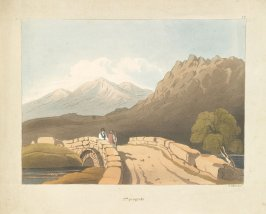 Illustration 12 in the book A Series of Progessive Lessons intended to Elucidate the Art of Landscape Painting (London: T. Clay, 1828)