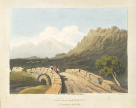 Illustration 13 in the book A Series of Progessive Lessons intended to Elucidate the Art of Landscape Painting (London: T. Clay, 1828)