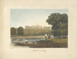 Illustration 18 in the book A Series of Progessive Lessons intended to Elucidate the Art of Landscape Painting (London: T. Clay, 1828)