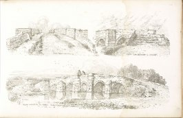 Plate 8 in the book A Treatise on Landscape Painting and Effect in Water Colours…by David Cox (London: S. and J. Fuller, 1814)