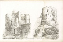 Plate 13 in the book A Treatise on Landscape Painting and Effect in Water Colours…by David Cox (London: S. and J. Fuller, 1814)