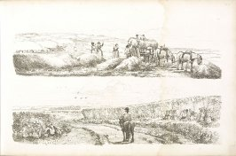 Plate 16 in the book A Treatise on Landscape Painting and Effect in Water Colours…by David Cox (London: S. and J. Fuller, 1814)