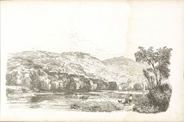 Plate 24 in the book A Treatise on Landscape Painting and Effect in Water Colours…by David Cox (London: S. and J. Fuller, 1814)