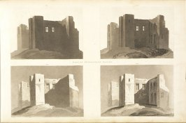 Plate 25 in the book A Treatise on Landscape Painting and Effect in Water Colours…by David Cox (London: S. and J. Fuller, 1814)