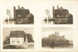 Plate 26 in the book A Treatise on Landscape Painting and Effect in Water Colours…by David Cox (London: S. and J. Fuller, 1814)