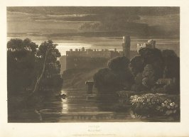 Plate 36 in the book A Treatise on Landscape Painting and Effect in Water Colours…by David Cox (London: S. and J. Fuller, 1814)