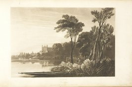 Plate 37 in the book A Treatise on Landscape Painting and Effect in Water Colours…by David Cox (London: S. and J. Fuller, 1814)