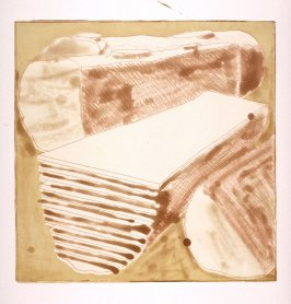 Working Proof 4 for Untitled (Cut Logs) (Unpublished)